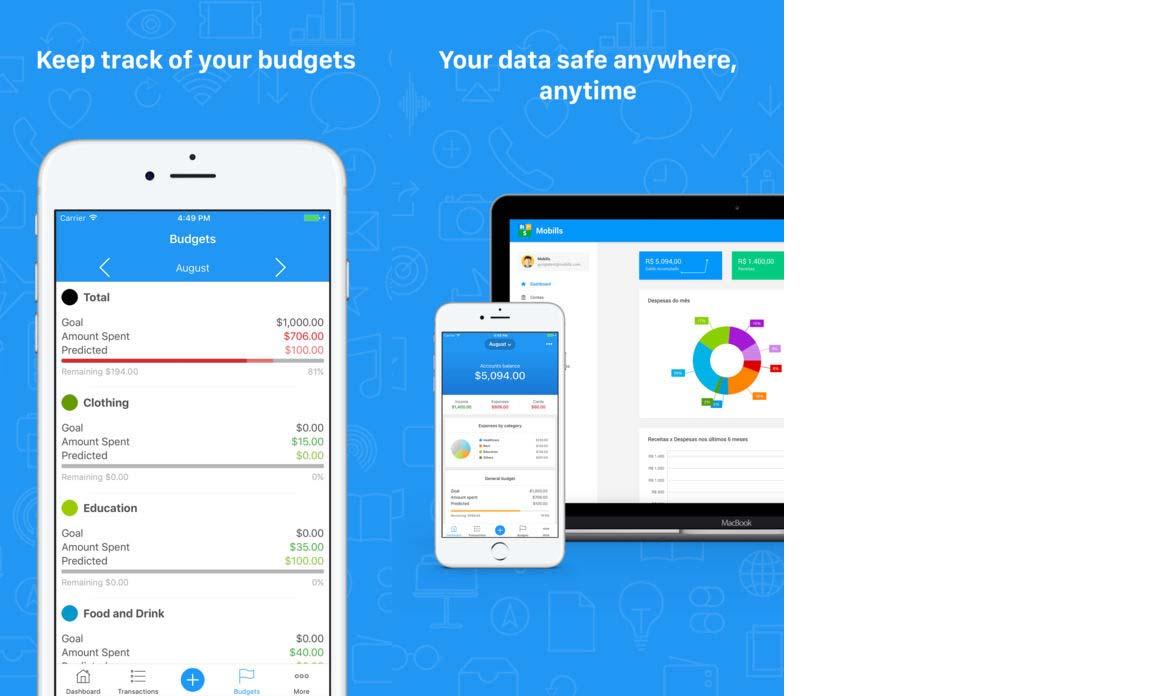 App Mobills Content2