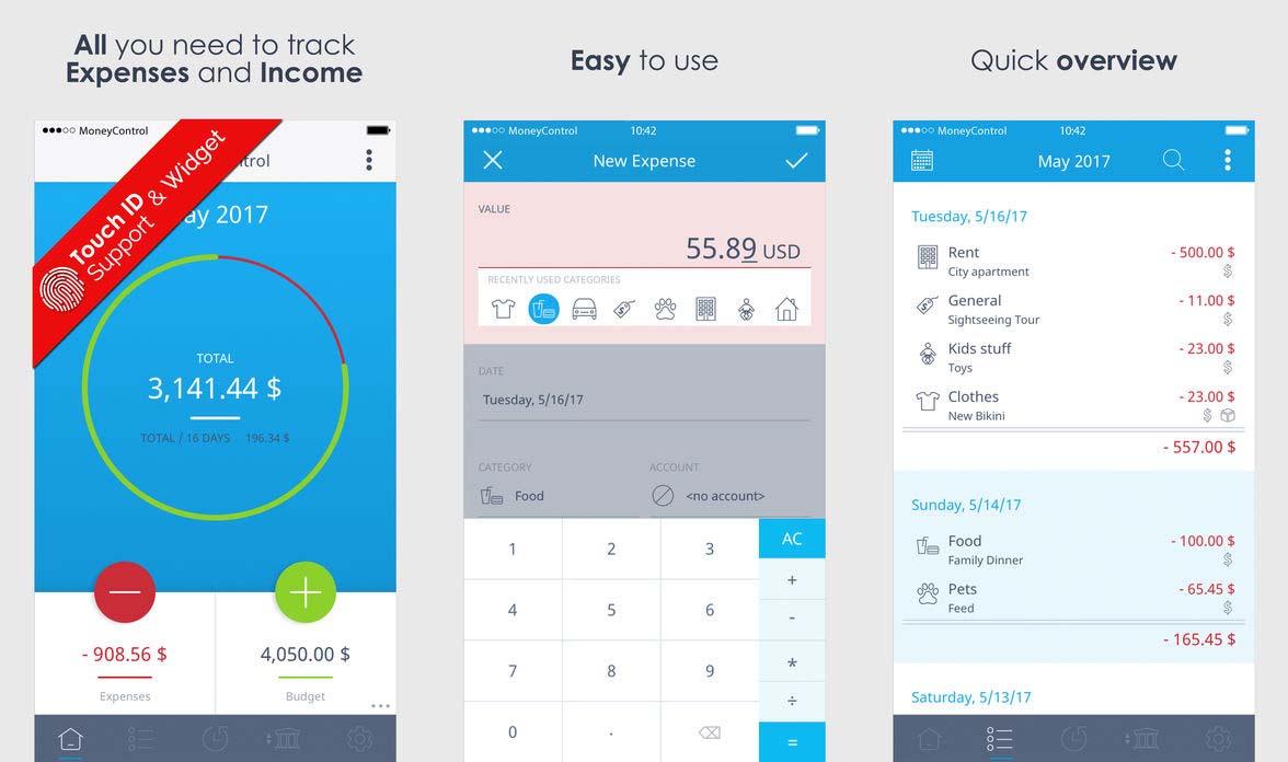 App Moneycontrol Content1