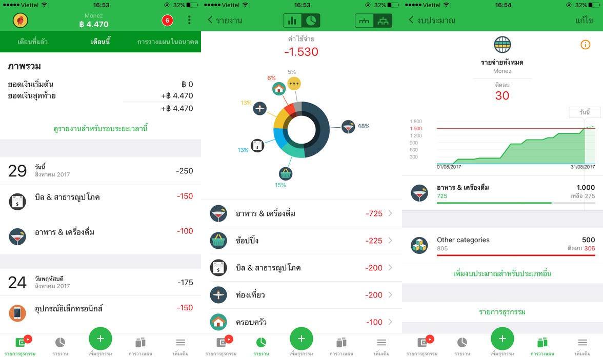 App Moneylover Content1