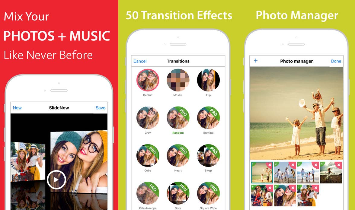App Slidenow Content1