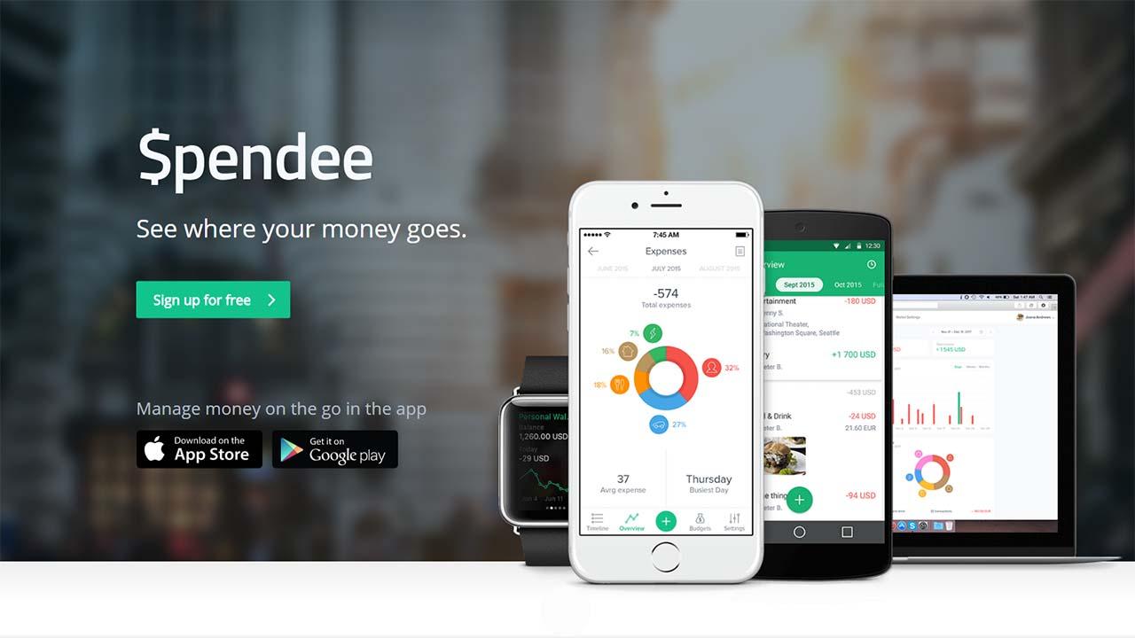 App Spendee Cover