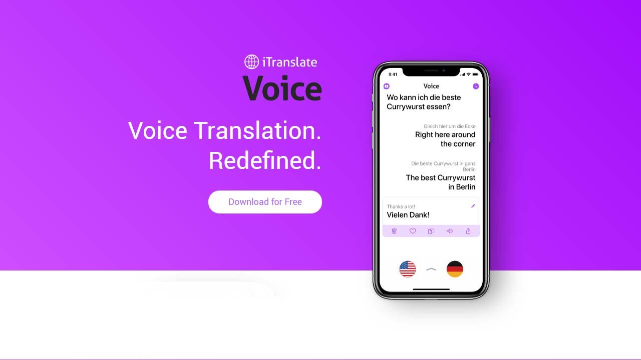 App Itranslatevoice Cover