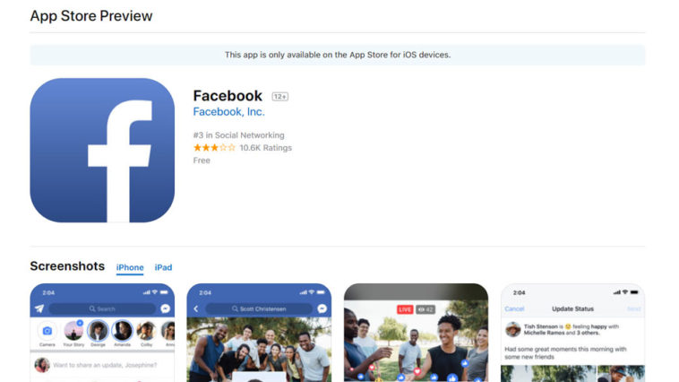 App Store Preview New Design