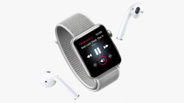 Apple Watch Music