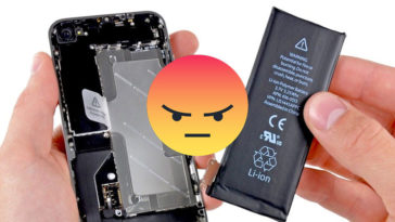 Battery Replacement Angry