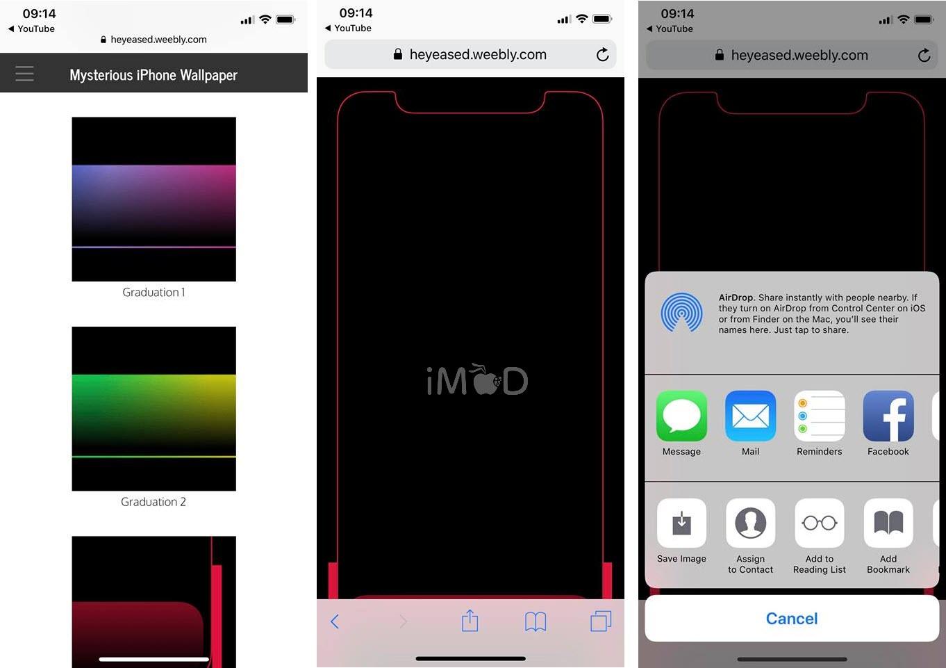 Color Dock Iphone X Wallpaper 1