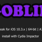 G0blin Jailbreak R64bit A7 A9 Iphone Ios 10 3 X