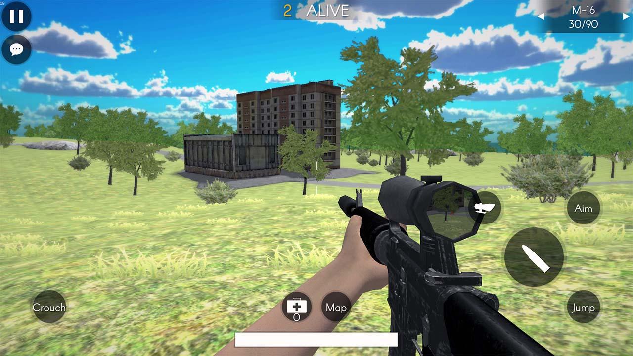 Game Battlegroundssurvivor Cover