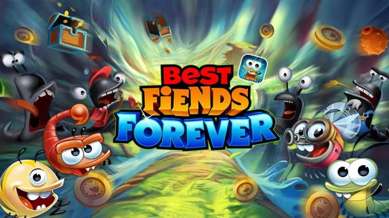 Game Bestfiendsforever Cover