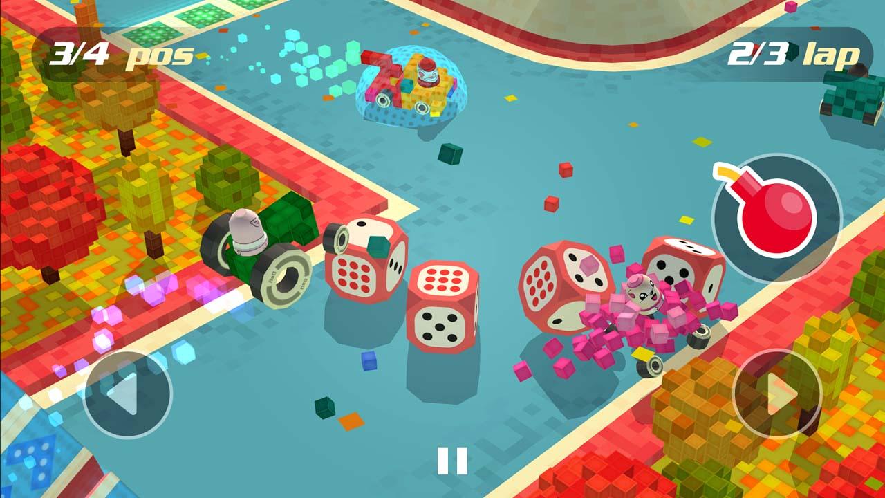Game Blockyracing Cover