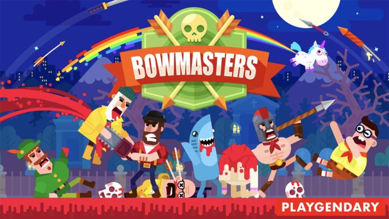 Game Bowmaster Cover
