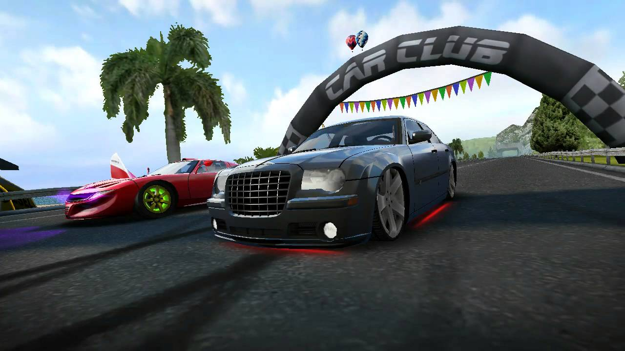 Game Carclub Cover