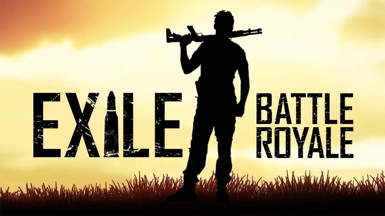 Game Exilebattleroyale Cover