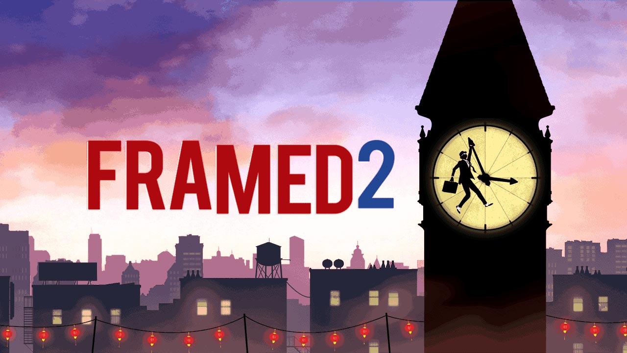 Game Framed2 Cover