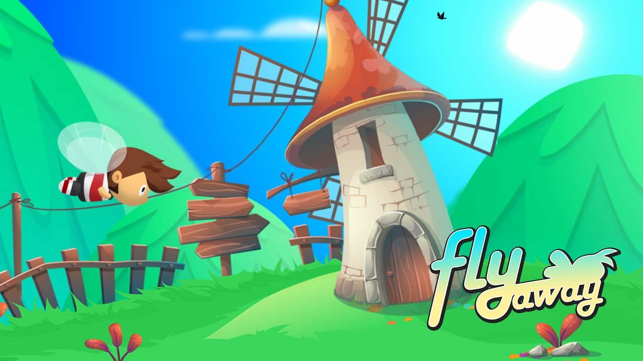 Game Flyaway Cover