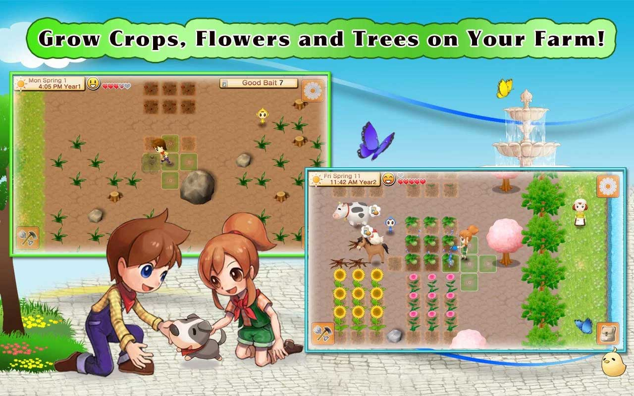Game Harvestmoon Content1