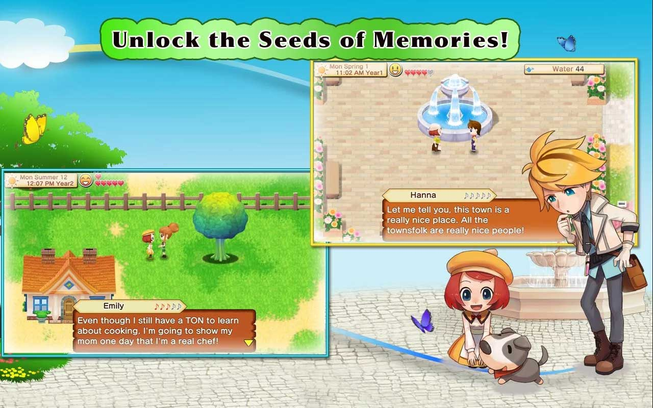Game Harvestmoon Content2