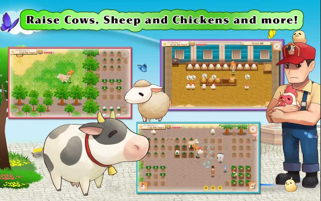 Game Harvestmoon Content4