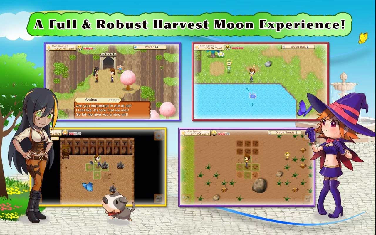 Game Harvestmoon Content5