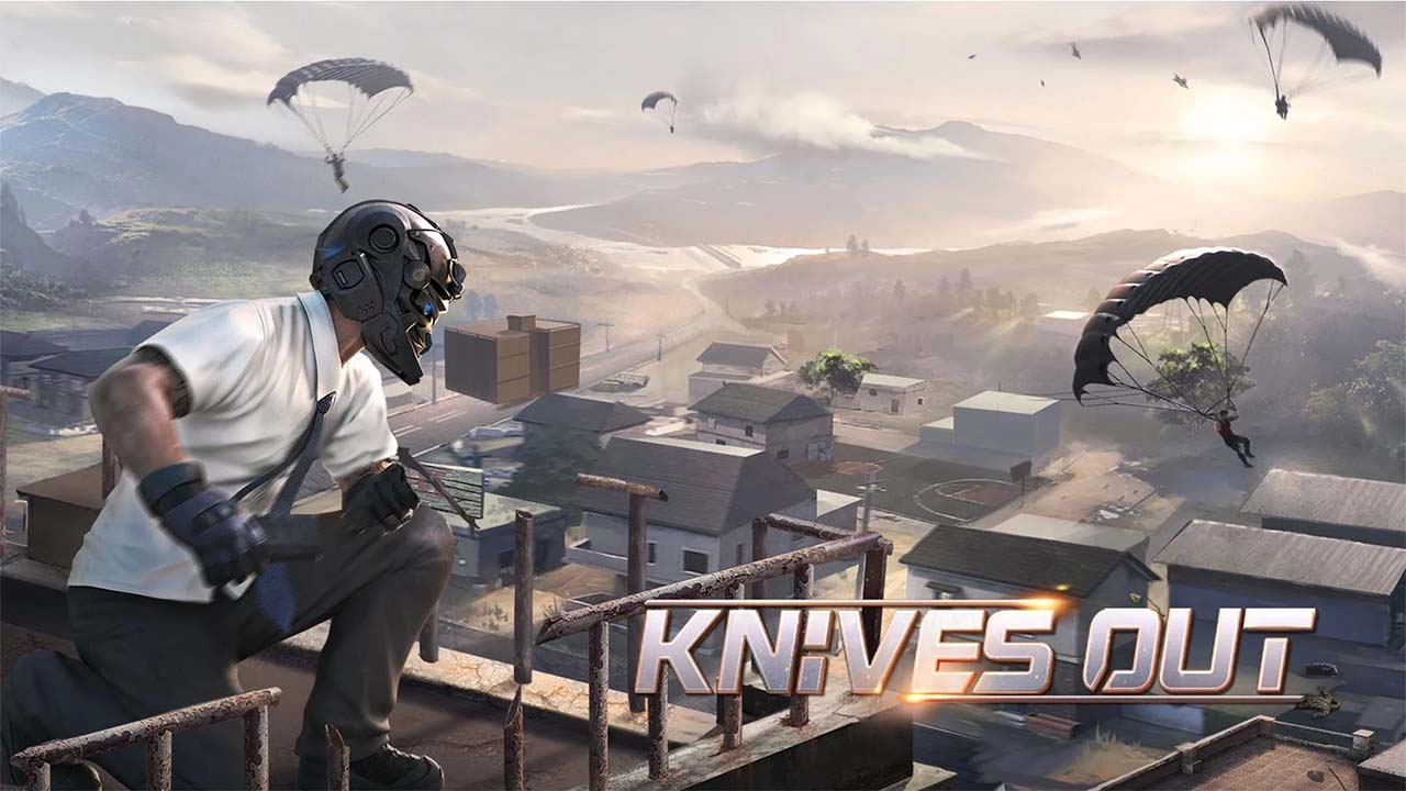 Game Knivesout Cover
