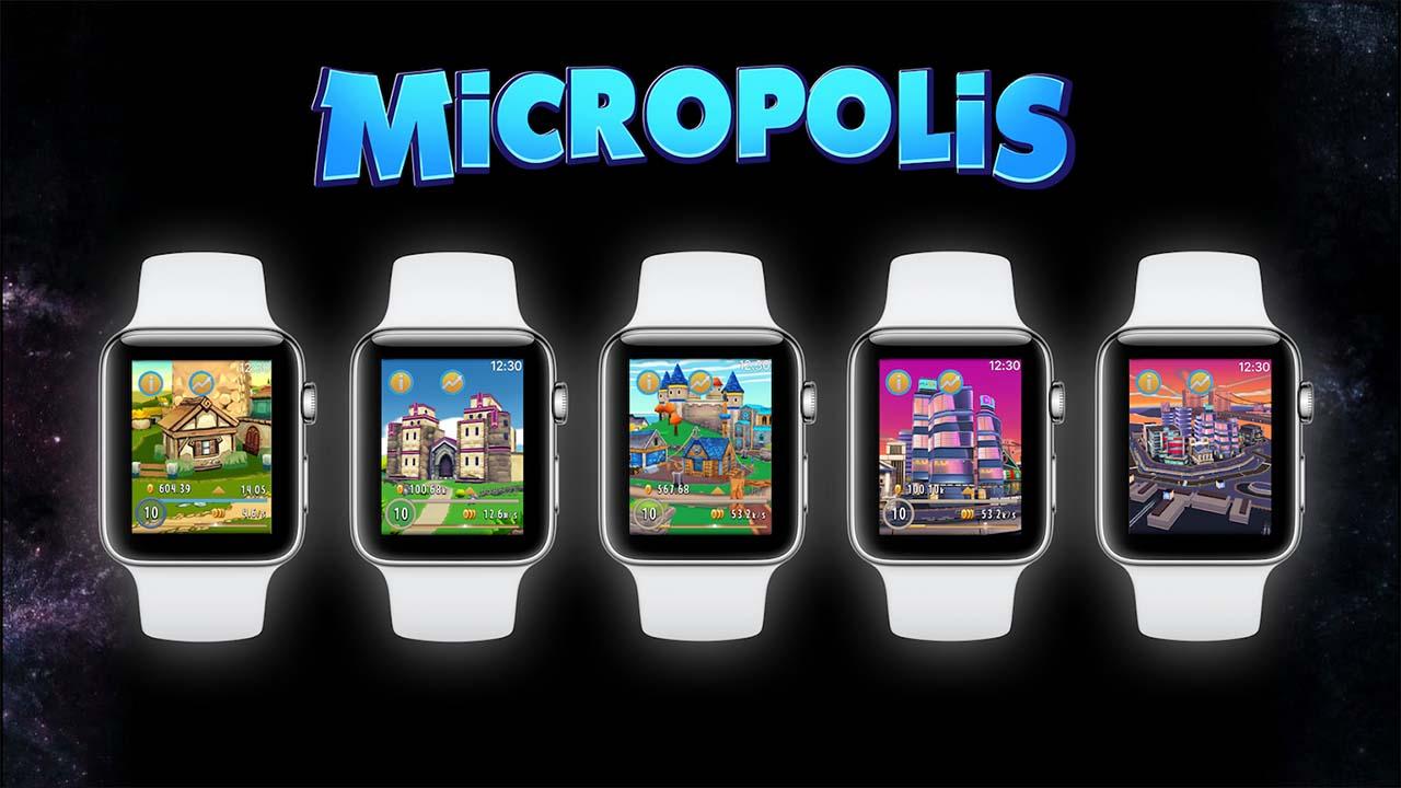 Game Micropolis Cover
