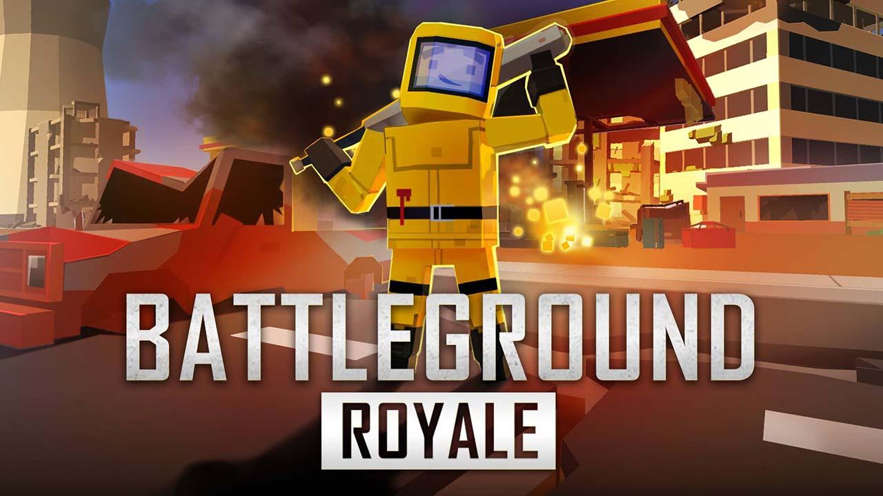 Game Pixelsunknownbattleground Cover