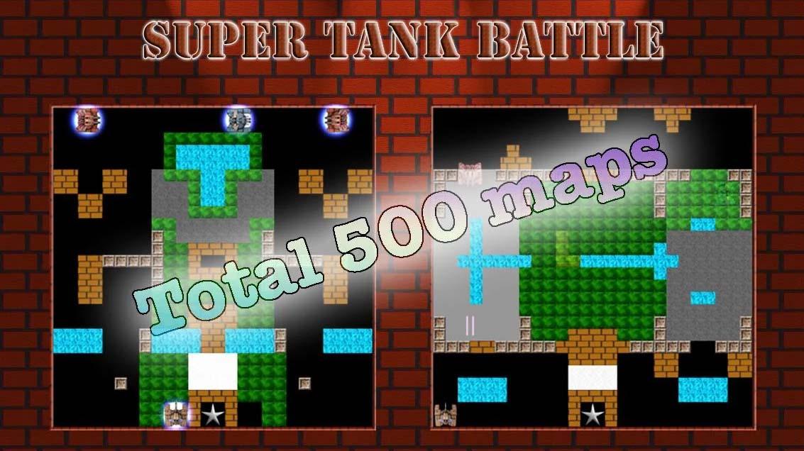 Game Supertankbattle Cover