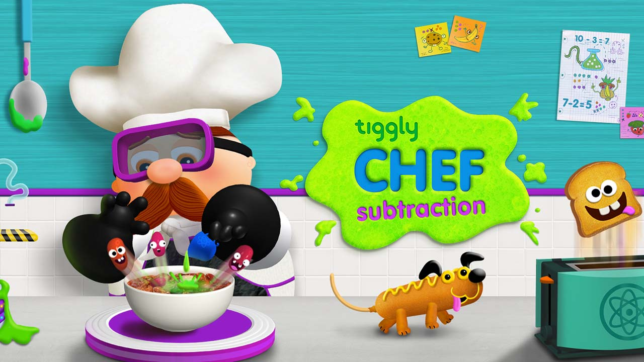 Game Tigglychefsubtraction Cover