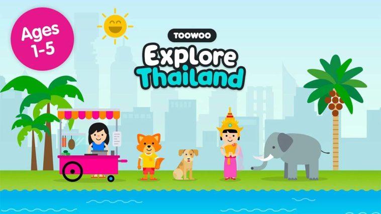 Game Toowooexplorethailand Cover