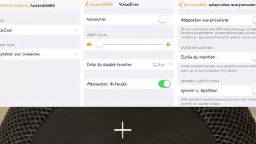 Homepod Setting Screenshot