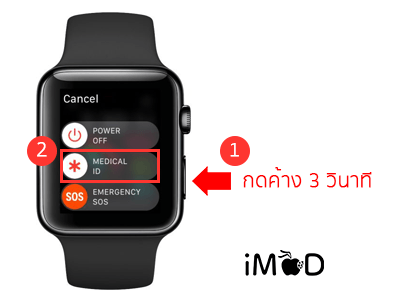 How To Set Up Medical Id Sos Iphone Apple Watch 5