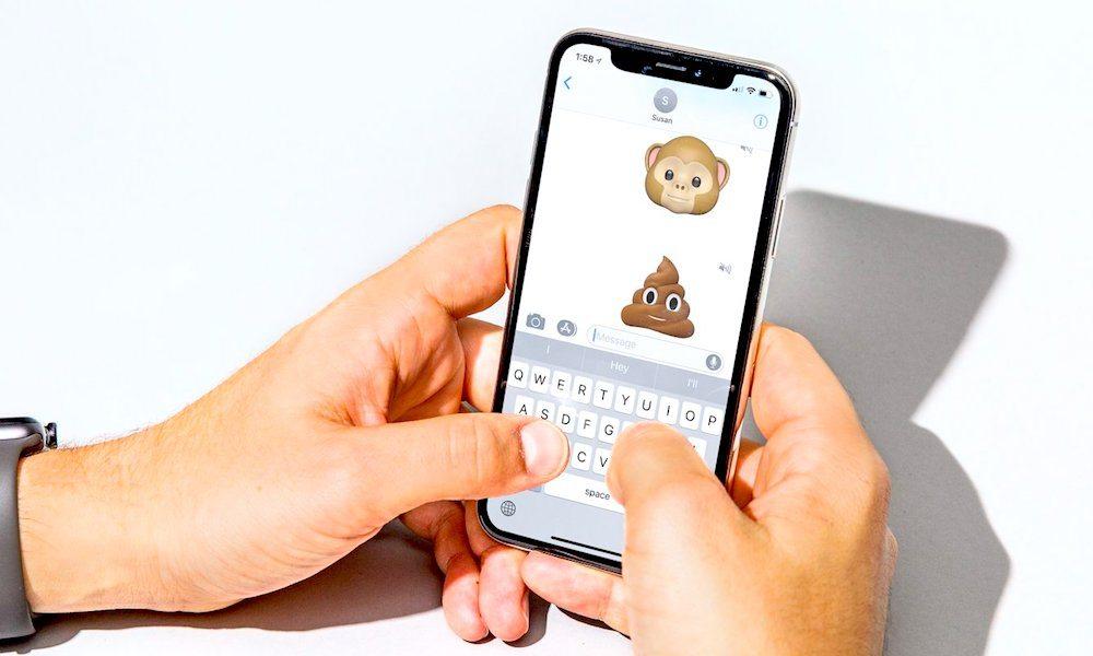 Iphone X Keyboard Animoji