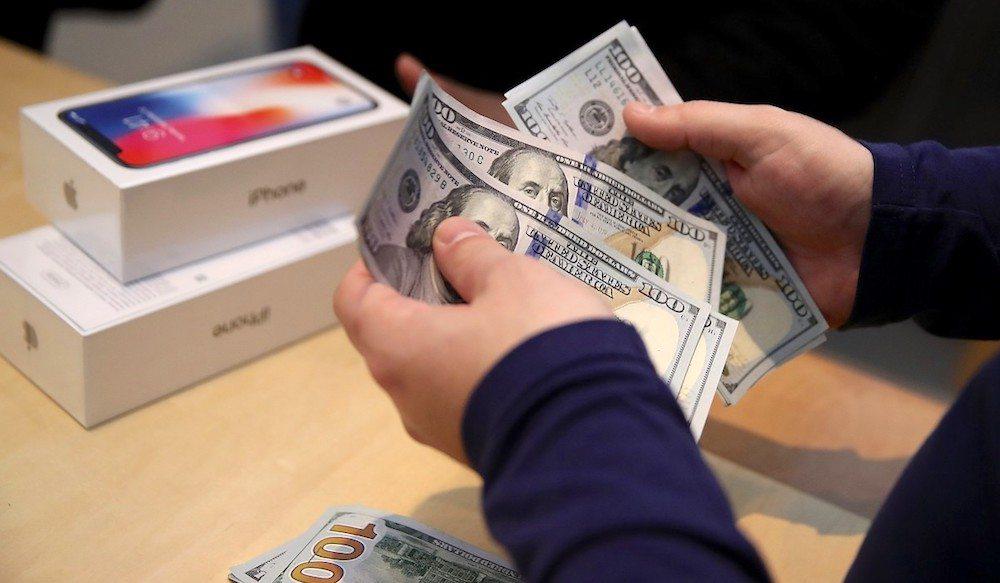 Iphone X Money Expensive