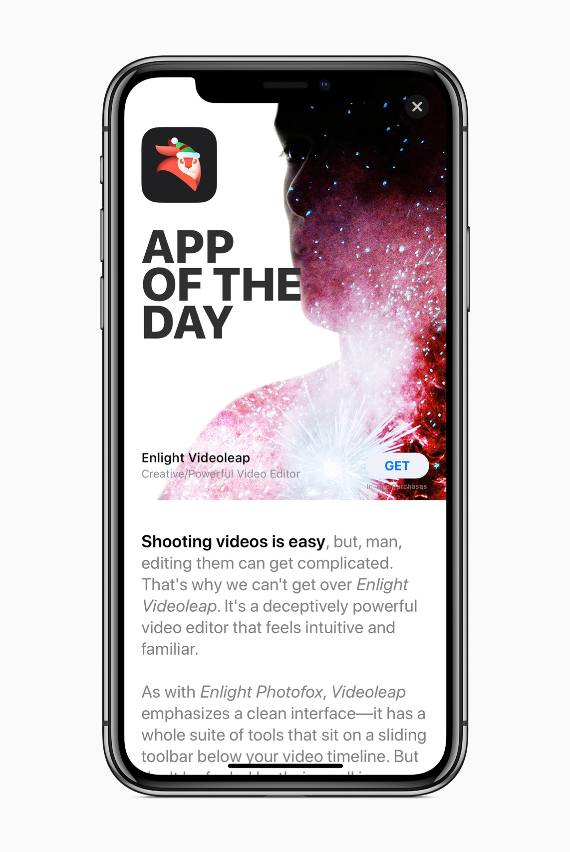 Iphone X App Of Day Screen 20180104