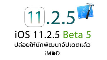 Ios 11 2 5 Beta 5