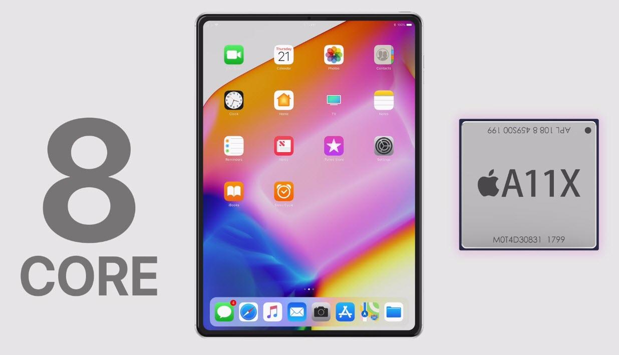 Ipad Pro X Concept Everythingapplepro 11