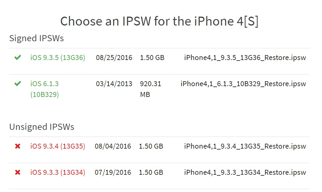 Iphone 4s Ios 6 1 3 Downgrade 1