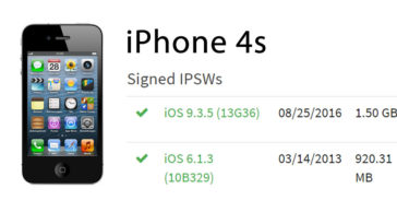 Iphone 4s Ios 6 1 3 Downgrade
