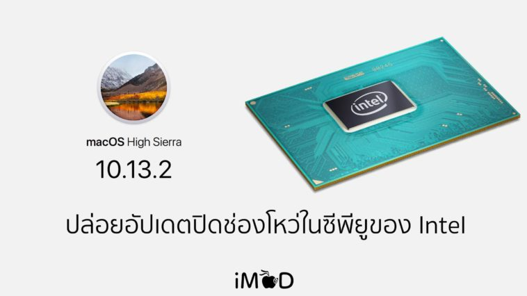Macos 10.13.2 Released Cover