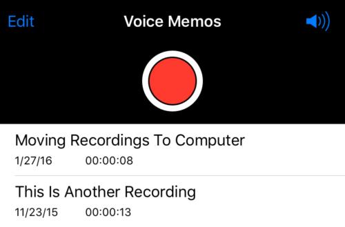 Transfer Voice Memos To Computer 5