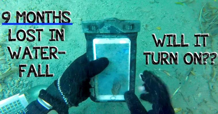 Underwater Detected Iphone 6s Plus