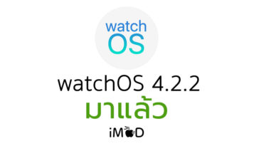 Watchos 4 2 2 Released