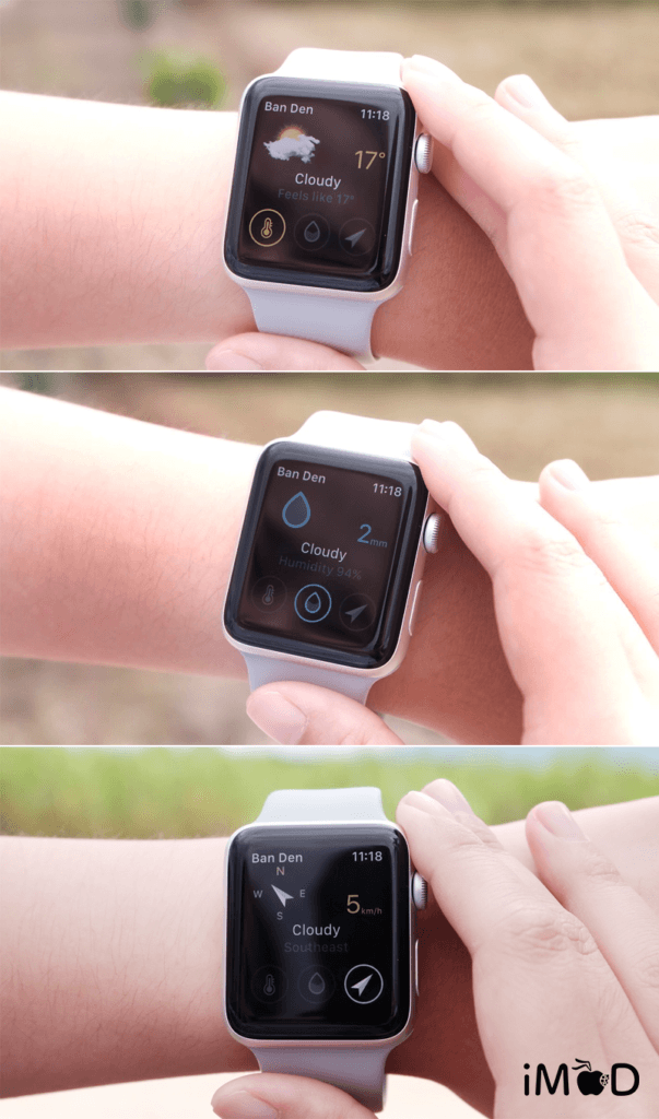 Weather Forecast For Apple Watch Suggestion Weather Plus