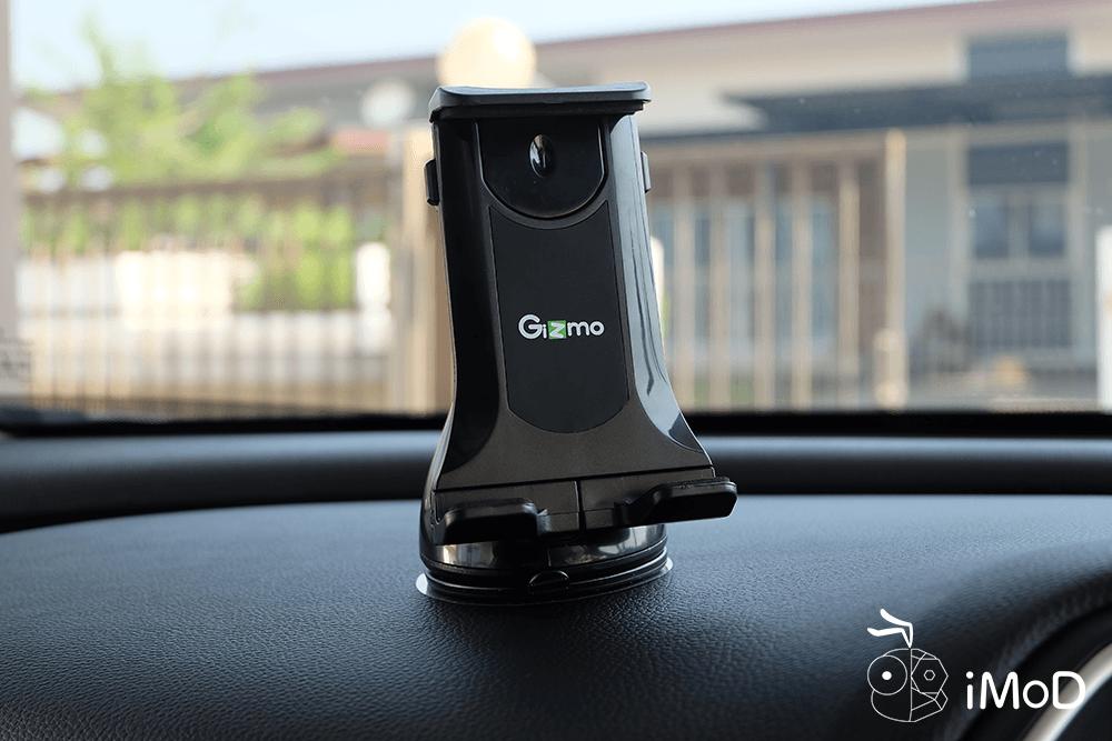 Gizmo Gh006 Car Holder 2 In 1 2