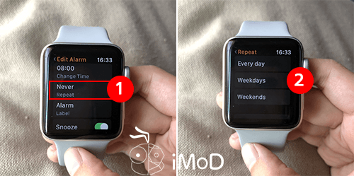 How To Set Alarm On Apple Watch 3