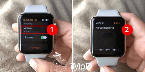 How To Set Alarm On Apple Watch 4
