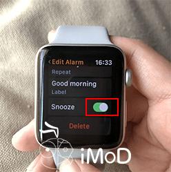 How To Set Alarm On Apple Watch 5