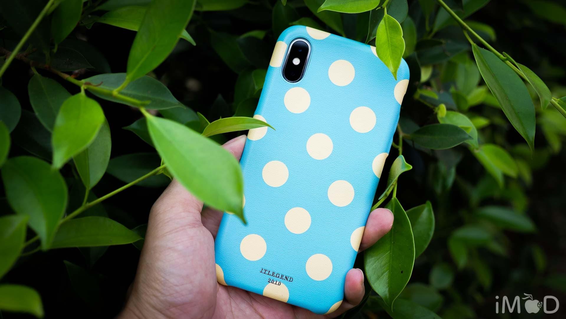 Jtlegend Pokla Leather Case Iphone X 8639
