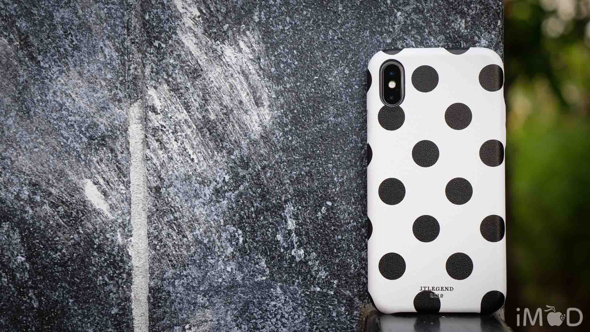 Jtlegend Pokla Leather Case Iphone X 8645