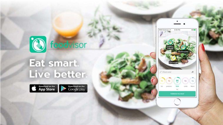 App Foodvisor Cover